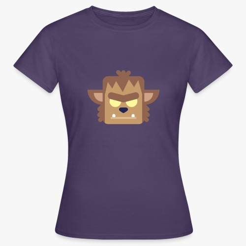 Mini Monsters - Werewolf - Dame-T-shirt