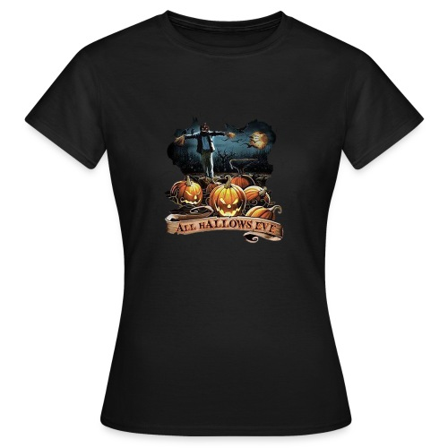 All hallows eve tshirt - Women's T-Shirt