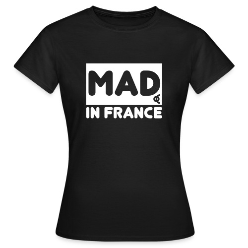 mad in france - T-shirt Femme