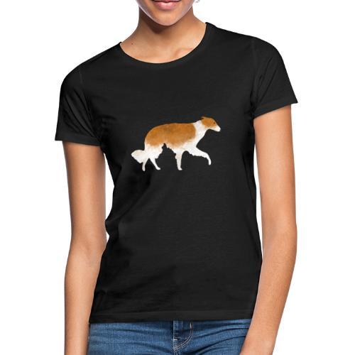 Ein Barsoi - Frauen T-Shirt