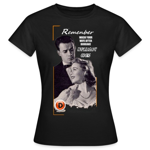 vintage advice - Women's T-Shirt