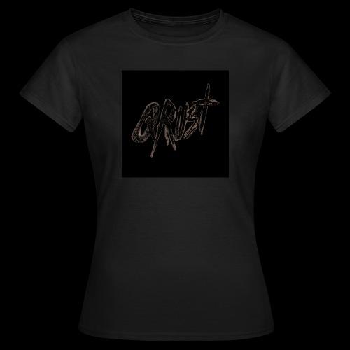 -Logo Qrust- - T-shirt Femme