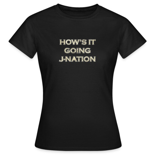 J nation - Women's T-Shirt
