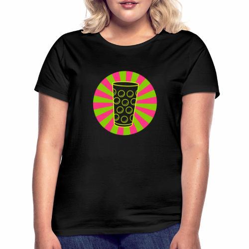 Dubbe Schobbe - Frauen T-Shirt