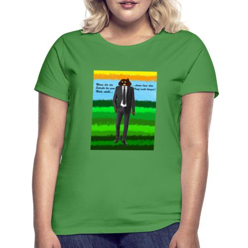 scheiß design - Frauen T-Shirt