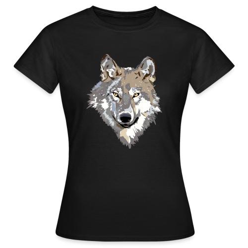 Ulv - Dame-T-shirt
