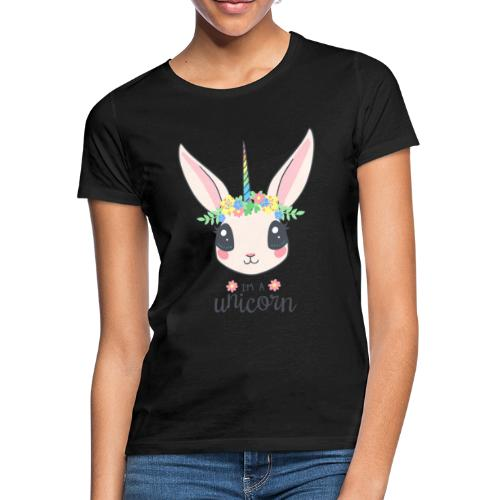 I am Unicorn - Frauen T-Shirt