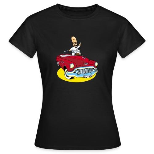 Herr Bohnemann im Buick - Frauen T-Shirt