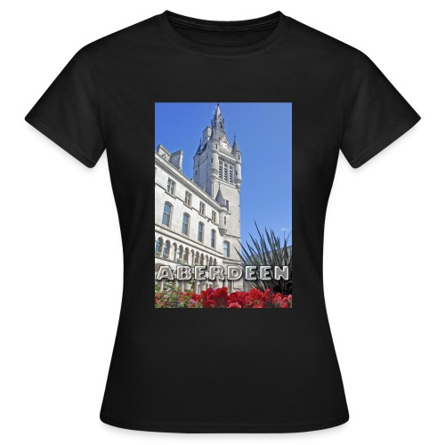 Aberdeen Town House - Women's T-Shirt