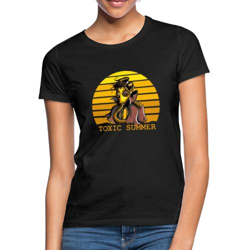 Toxic Summer - Camiseta mujer