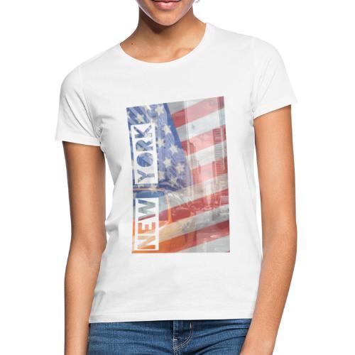New York - Frauen T-Shirt