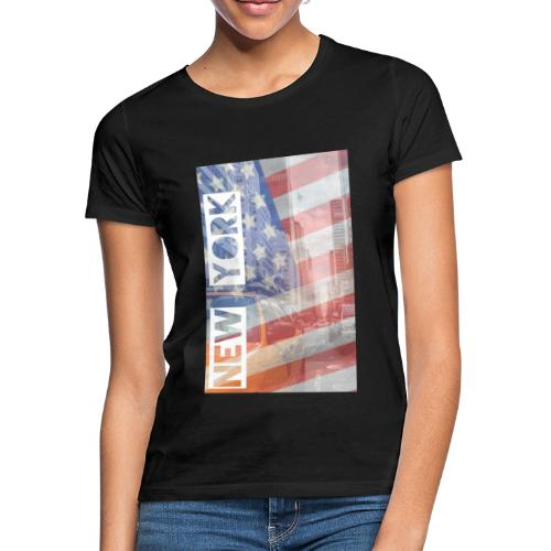 New York - Frauen T-Shirt