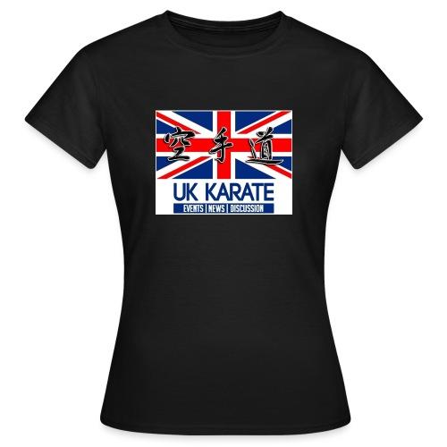 UKkarate - Women's T-Shirt