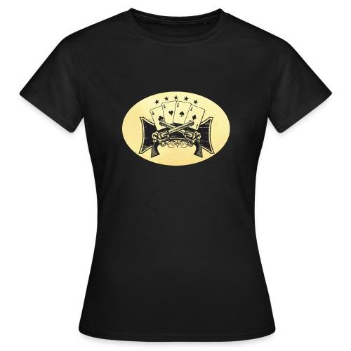 West - Camiseta mujer