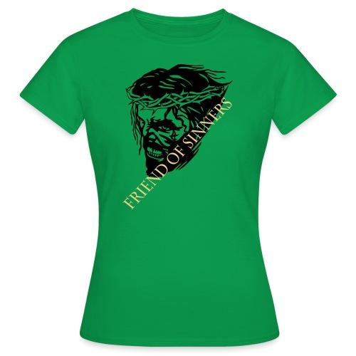 JESUS scream - Frauen T-Shirt
