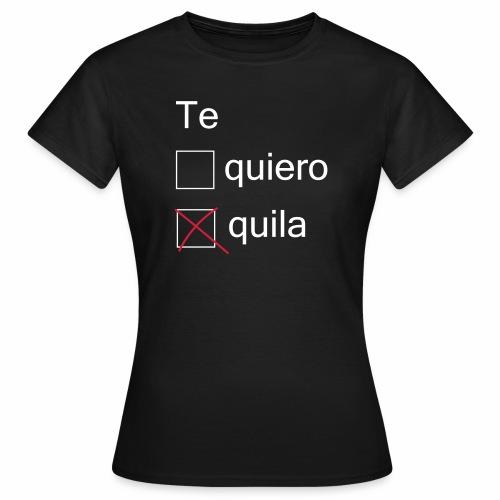 tequila - T-shirt Femme