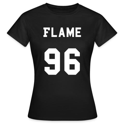 maglietta_flame_96 - Maglietta da donna