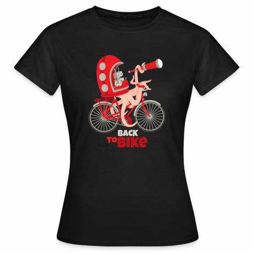 Back to Bike - T-shirt Femme