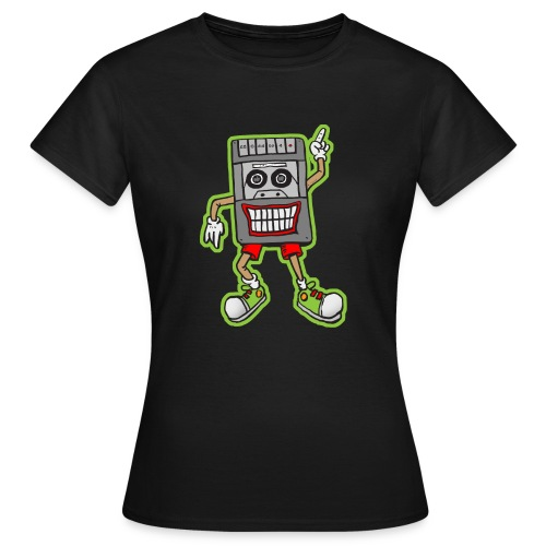 Mr Cassette Recorder - Women's T-Shirt