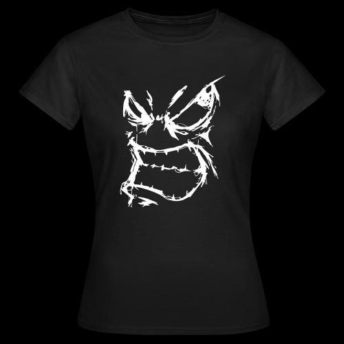 face - T-shirt dam