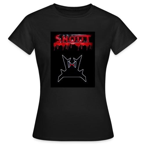 S.H.O.U.T Logo & Symbol - Naisten t-paita