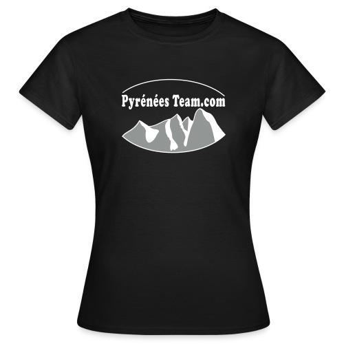 pteam11 - T-shirt Femme