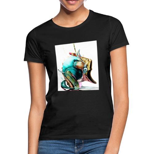 happy fish - Camiseta mujer
