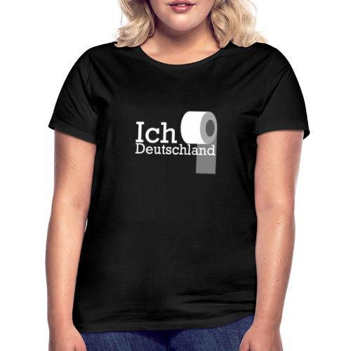 Ich liebe Deutschland - Frauen T-Shirt