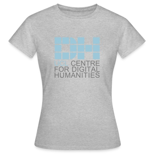 DH UCL captioned remix - Women's T-Shirt