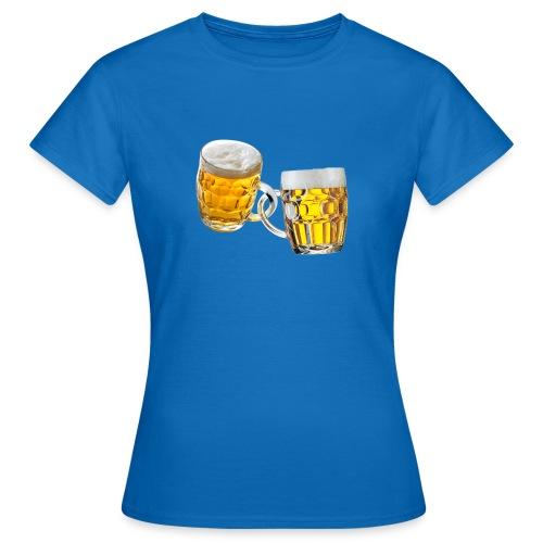 Boccali di birra - Maglietta da donna