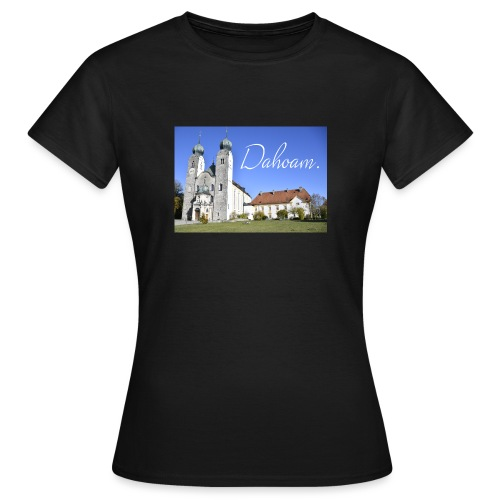 Baumburg - Frauen T-Shirt