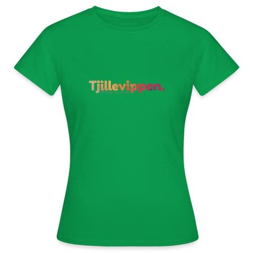 En podd om teknik - Second Edition Black - T-shirt dam