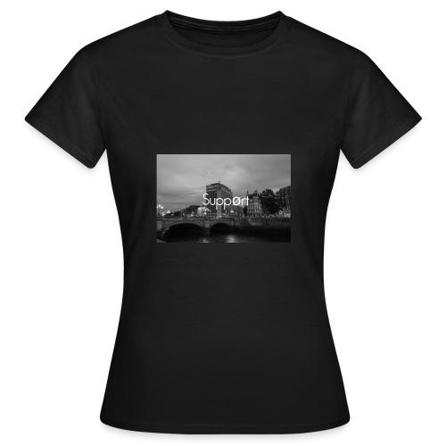 Suppørt - Vrouwen T-shirt