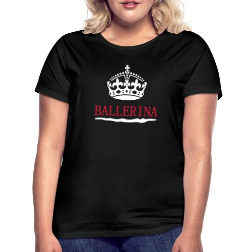 Ballerina Koks Koka Ketamin witzige Drogen Sprüche - Frauen T-Shirt