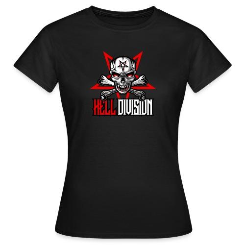 HD LOGO - Frauen T-Shirt
