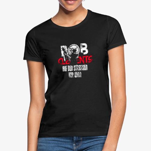 Auf den Strassen von Wien - Frauen T-Shirt