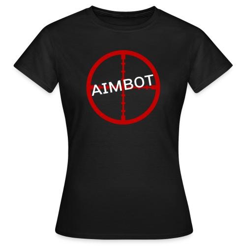 AIMBOT - Frauen T-Shirt