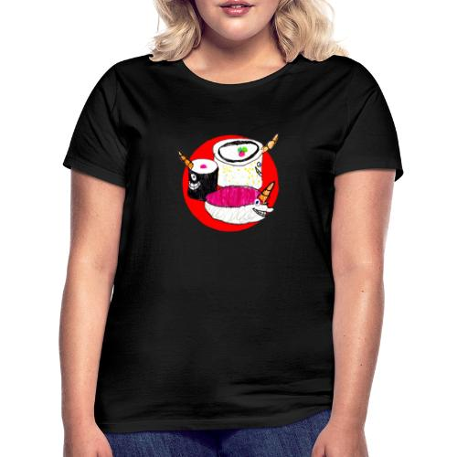 Unicorn Sushi - Women's T-Shirt