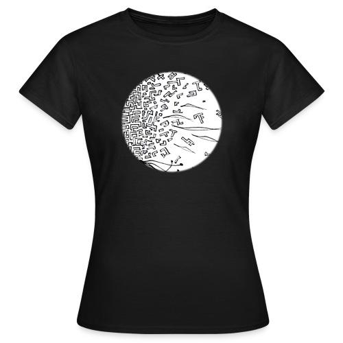 PINS 08 png - T-shirt Femme