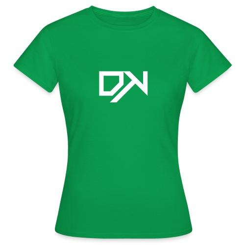 DewKee Logo Shirt Black - Women's T-Shirt