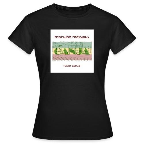 radio ganja - Women's T-Shirt