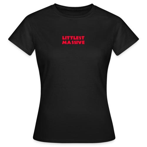 littlest-massive - Women's T-Shirt