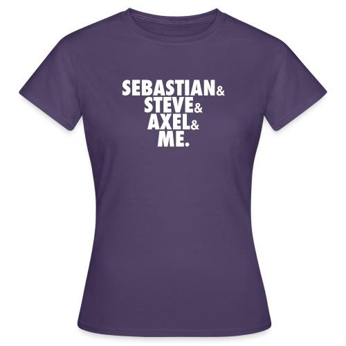 BEATSAUCE House Mafia T-shirt - Maglietta da donna