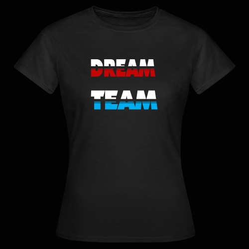 DreamTeam - Dame-T-shirt