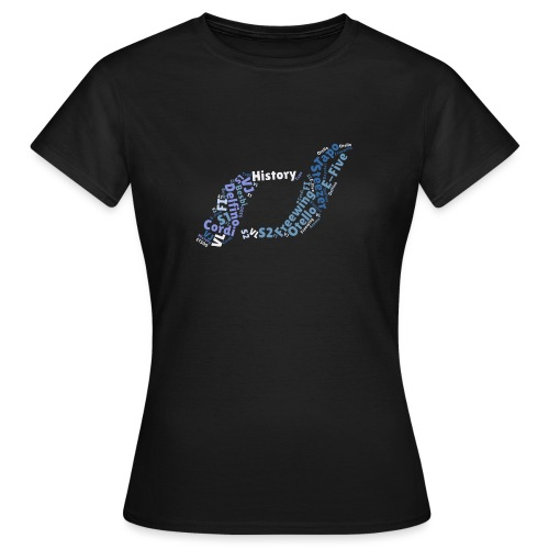 snm-daelim-models-d - Frauen T-Shirt