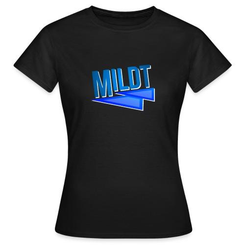MILDT Normale Kids Shirt - Vrouwen T-shirt