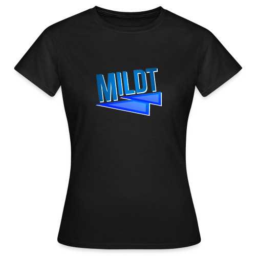MILDT Mok - Vrouwen T-shirt