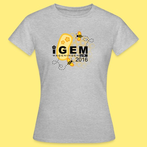 Logo - shirt men - Vrouwen T-shirt