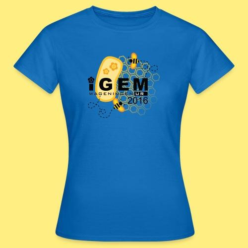 Logo - shirt men - Vrouwen T-shirt