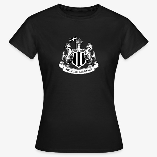 Swedish Magpies - T-shirt dam